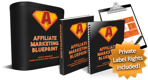 Affiliate marketing blueprint with private label rights plrxtreme and become your next potential bestseller malvernweather Gallery