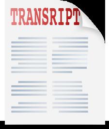 icon-transcript